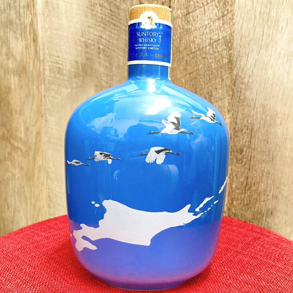 SUNTORY ウイスキー EXPO 北海道 陶器ボトル