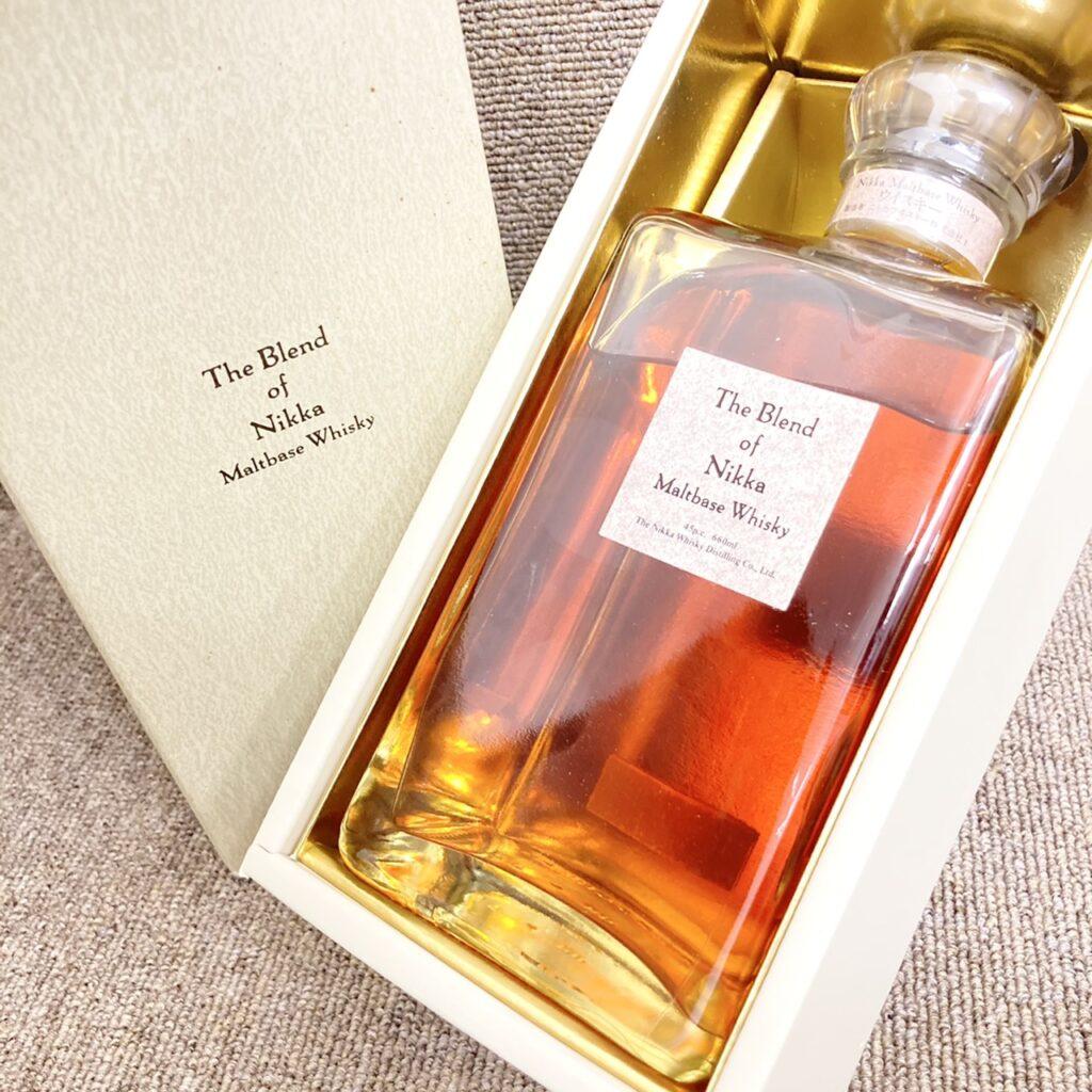 The Blend of Nikka モルトベース ウイスキー