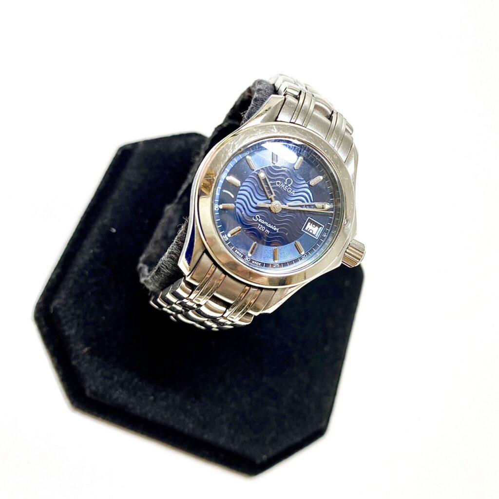 オメガ シーマスター 120m 腕時計