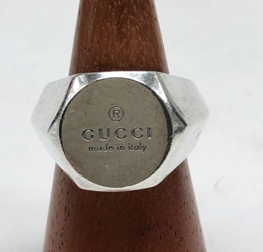 GUCCI グッチ リング 指輪