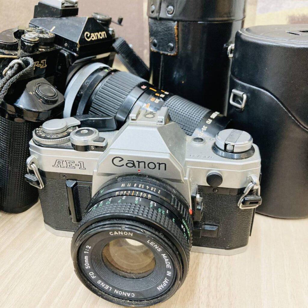 Canon カメラ おまとめ