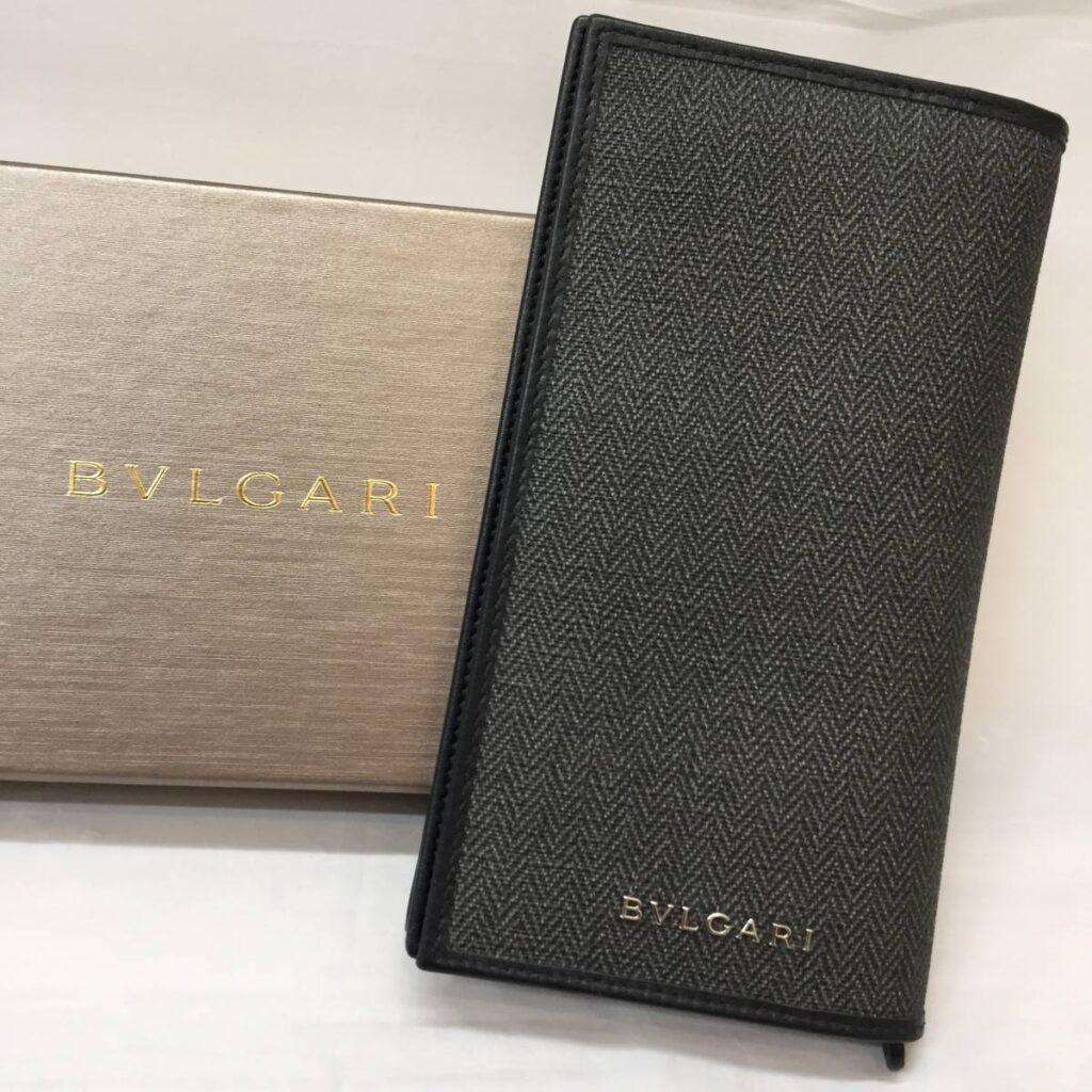 BVLGARI 長財布