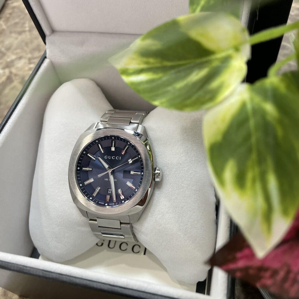 GUCCI YA142303 腕時計