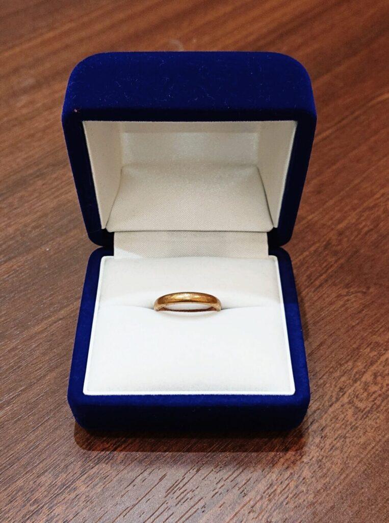 K18 リング 金 指輪 ゴールド アクセサリー ジュエリー