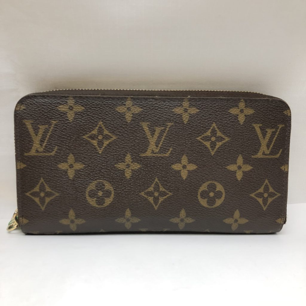 LOUIS VUITTON ルイヴィトン ジッピーウォレット