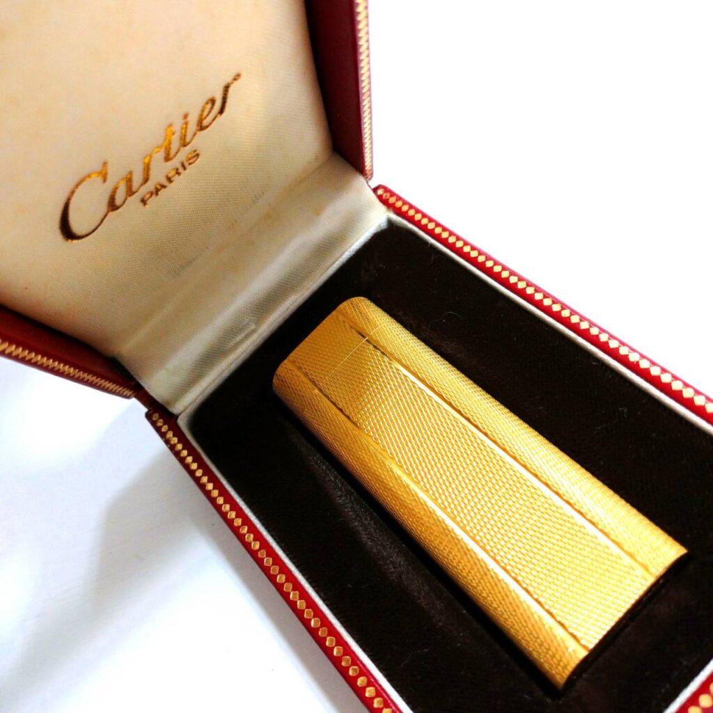 Cartier カルティエ ガスライター