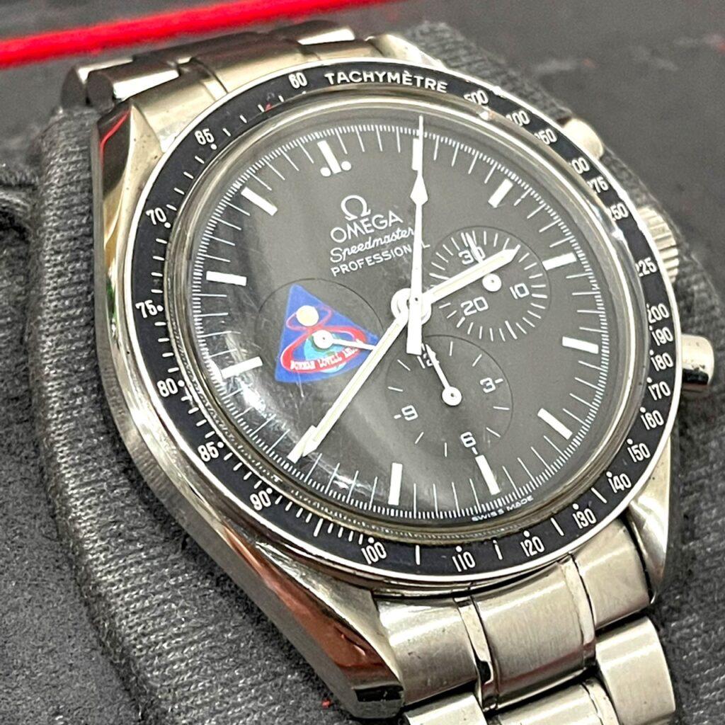 OMEGA スピードマスター ミッションズアポロ8号