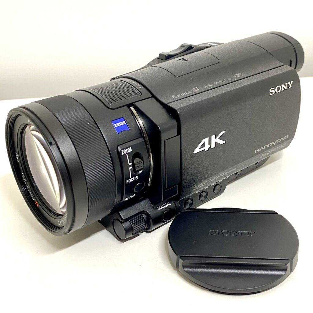 SONY デジタルビデオカメラ FDR-AX700 ハンディカム