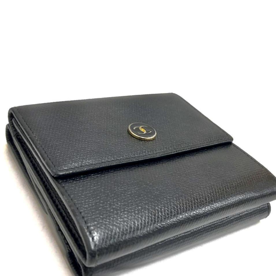 CHANEL シャネル 2つ折り財布