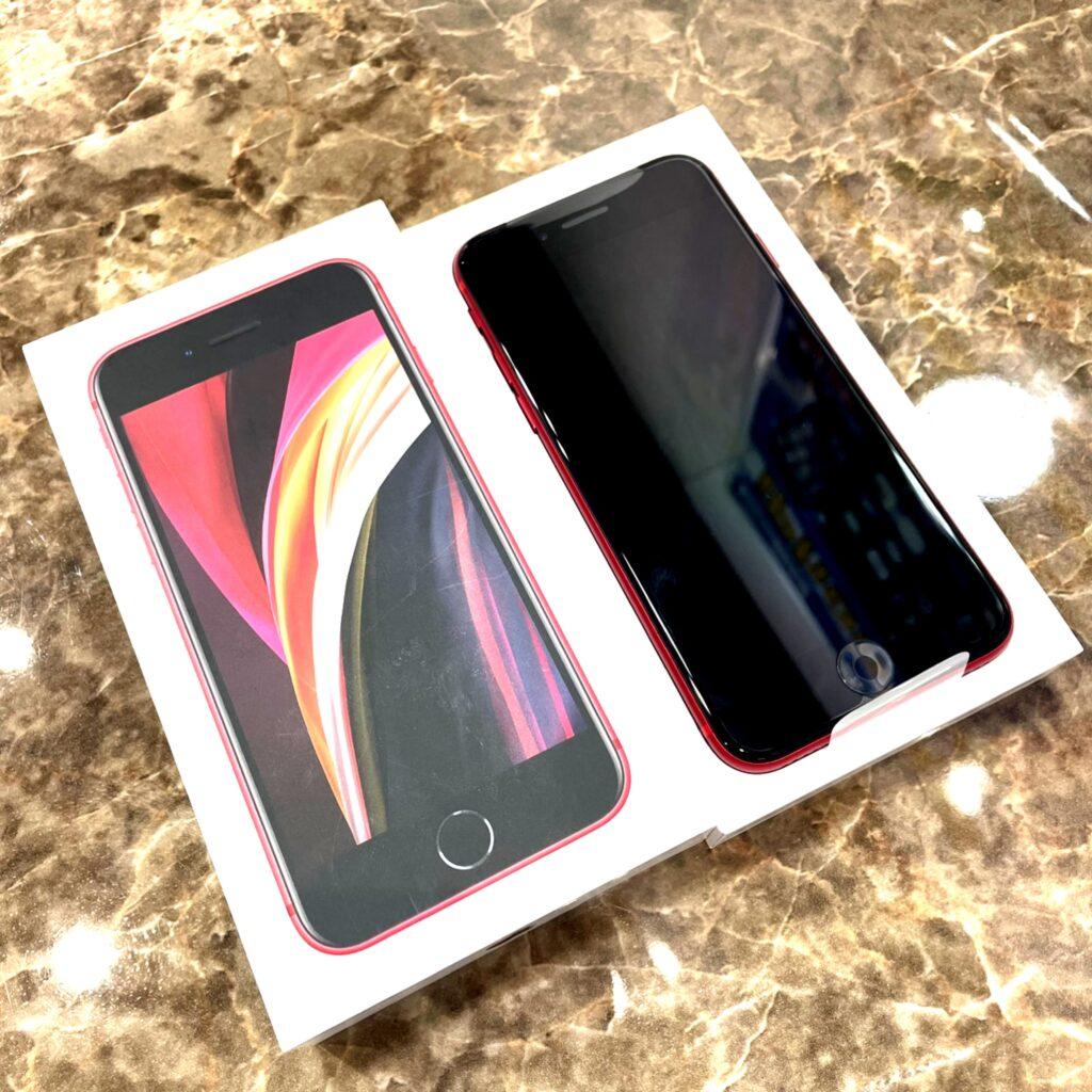 iPhone SE2本体