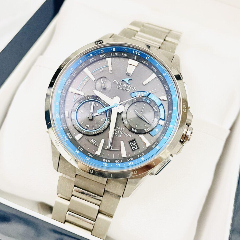 CASIO カシオ OCEANUS オシアナス 腕時計