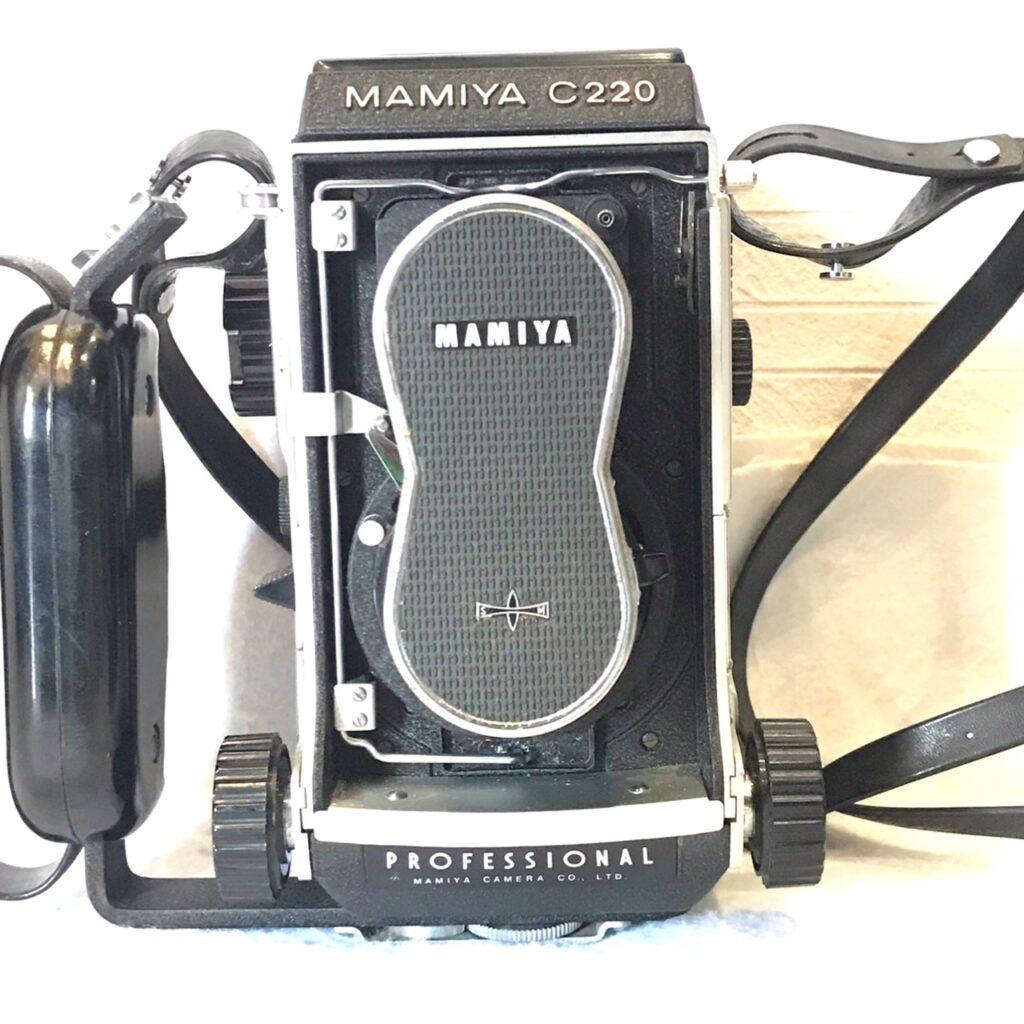 MAMIYA 二眼レフ C220