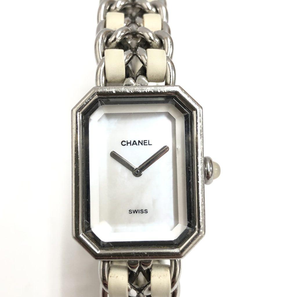 CHANEL シャネル プルミエール 腕時計