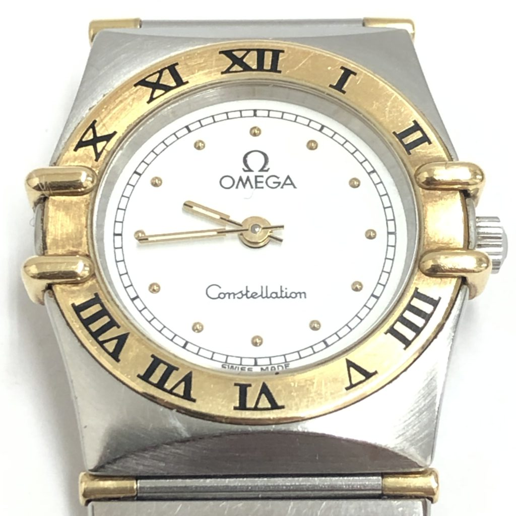 OMEGA オメガ コンステレーション レディース腕時計 795.1080