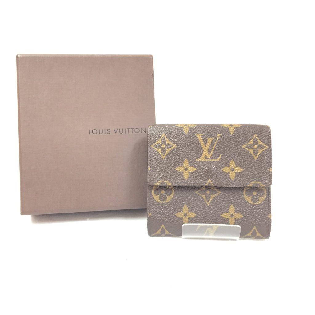 Louis Vuitton ルイヴィトン ポルトフォイユ・エリーズ