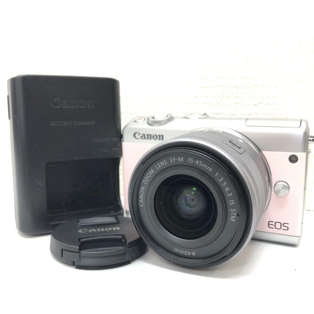 Canon(キャノン) EOS M100 リミテッドピンク ミラーレス一眼 デジタルカメラ