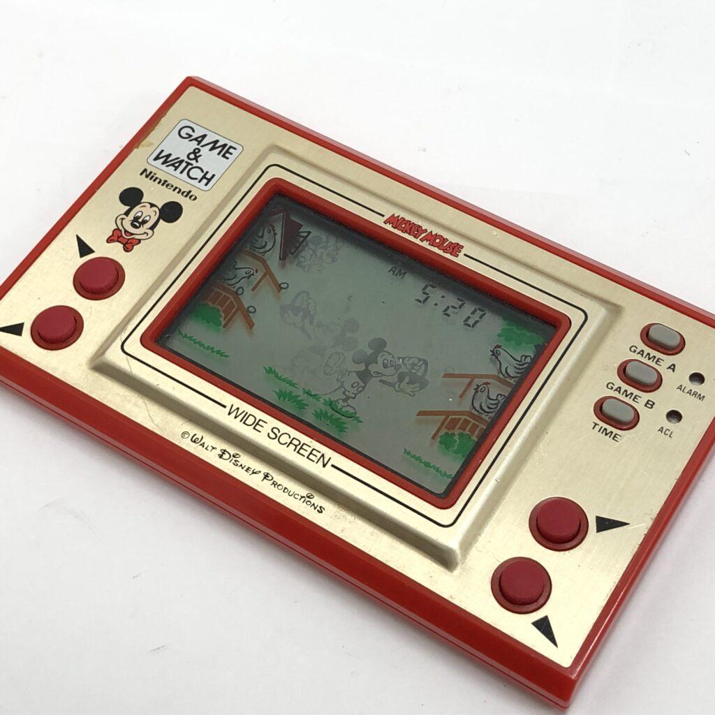 GAME&WATCH(ゲームウォッチ) ミッキーマウス MC-25