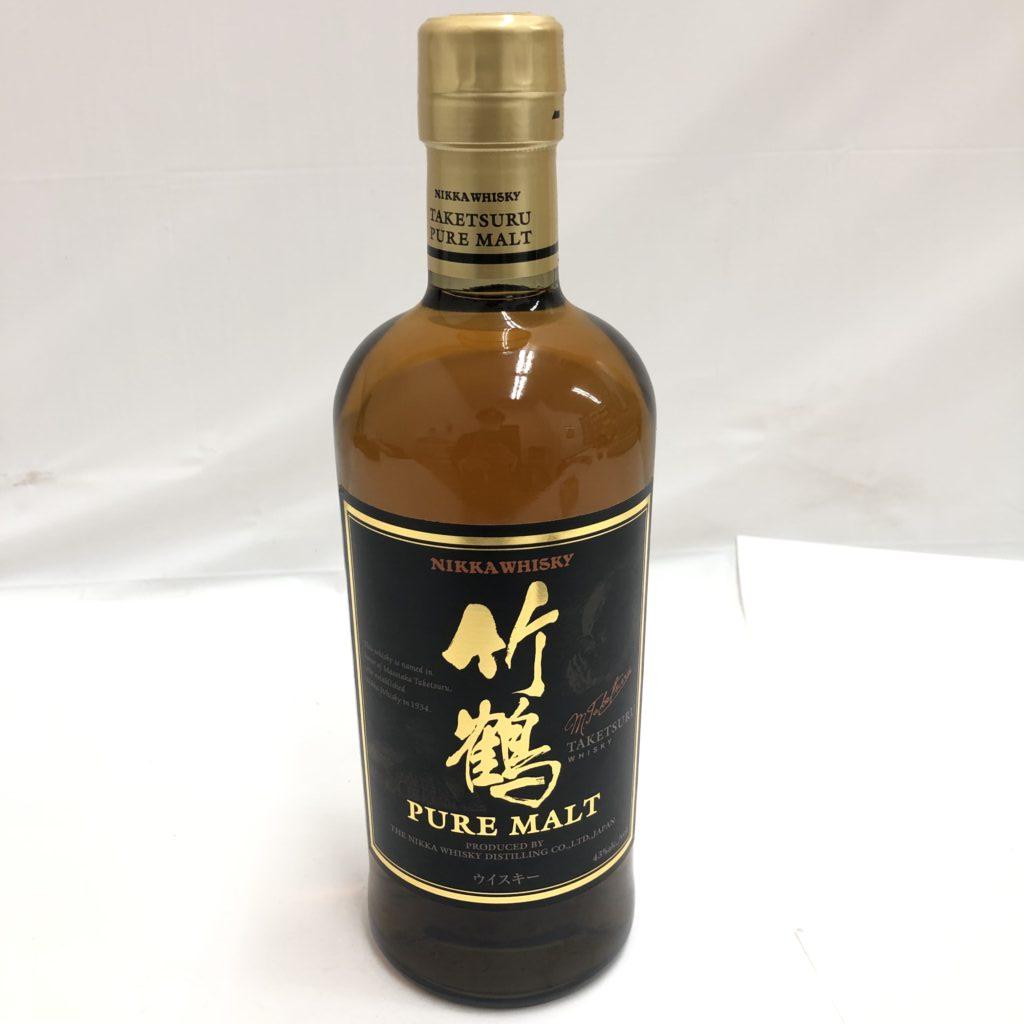 NIKKA ニッカ 竹鶴 ピュアモルト ウイスキー