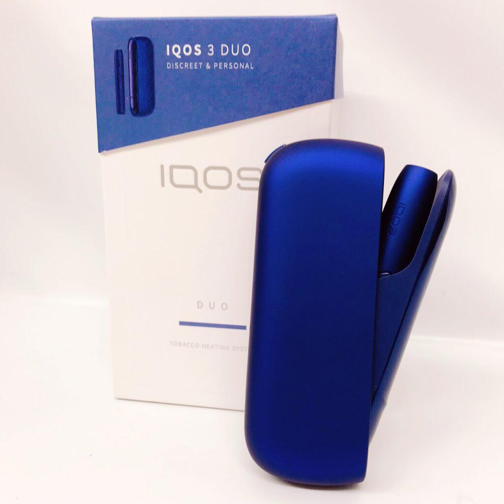 IQOS 3 DUO ステラーブルー