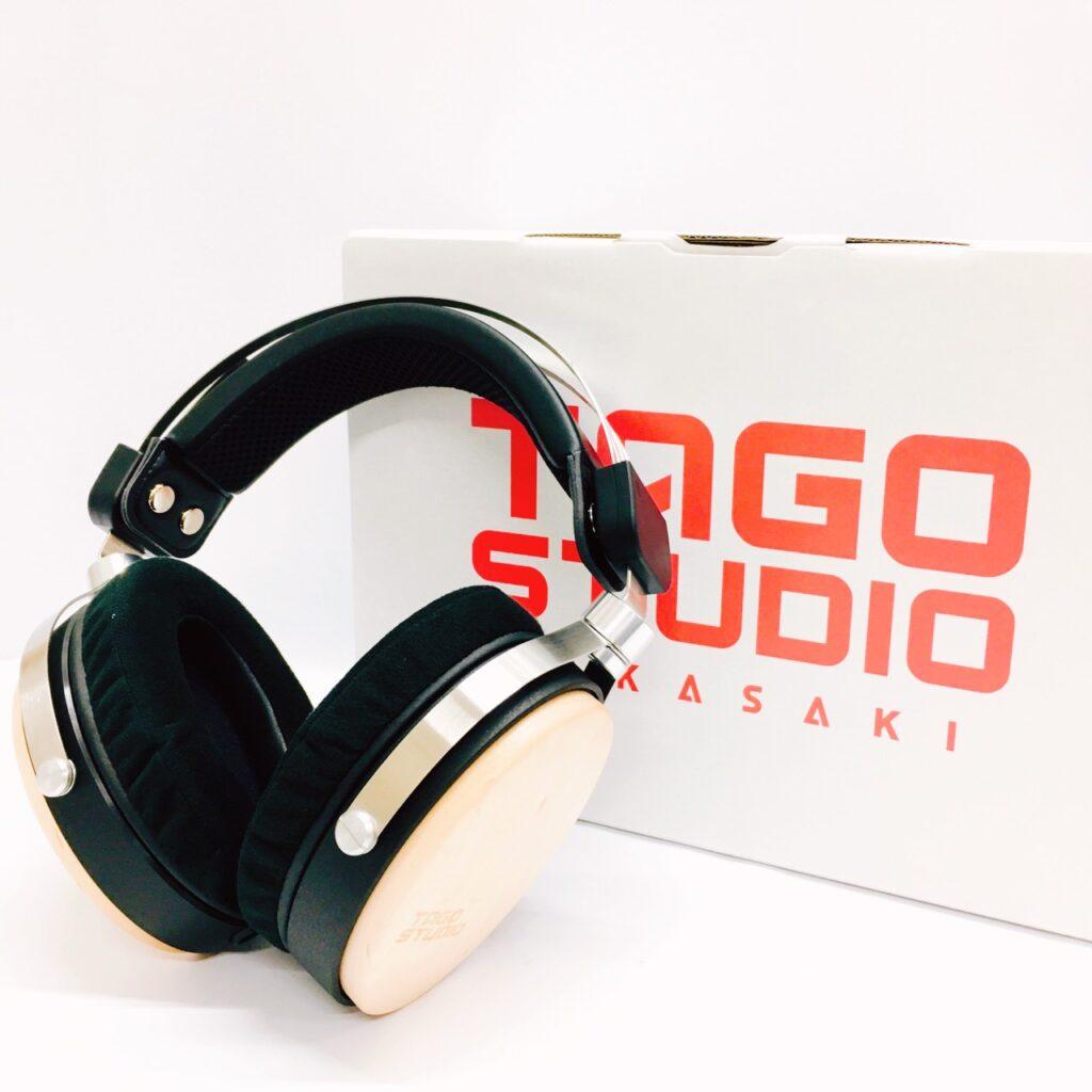 TAGO STUDIO TAKASAKI T3-01 ヘッドフォン