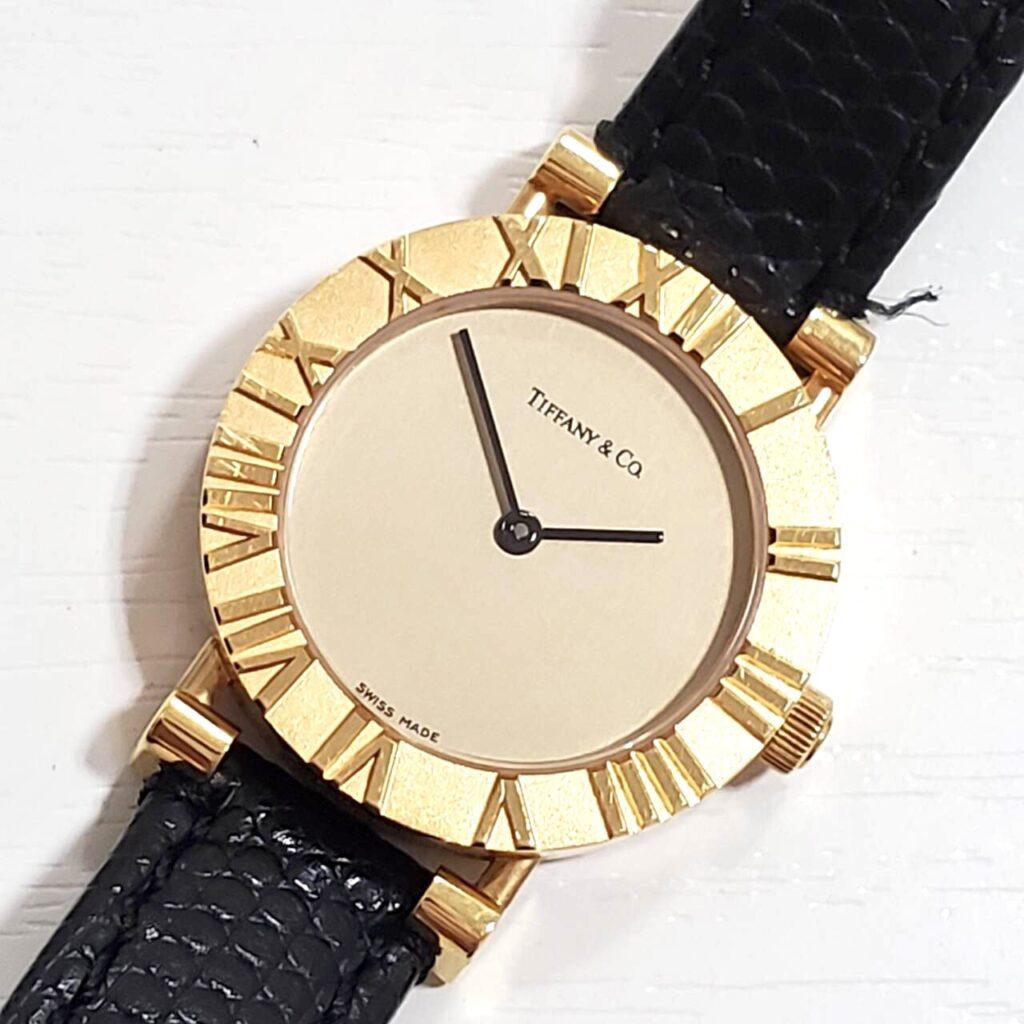 TIFFANY&CO. ティファニー アストラ 腕時計