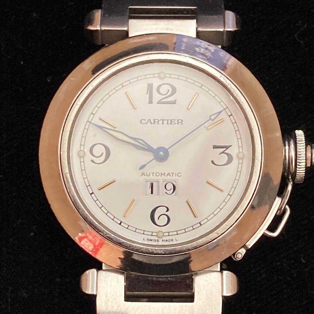 カルティエ パシャ 時計