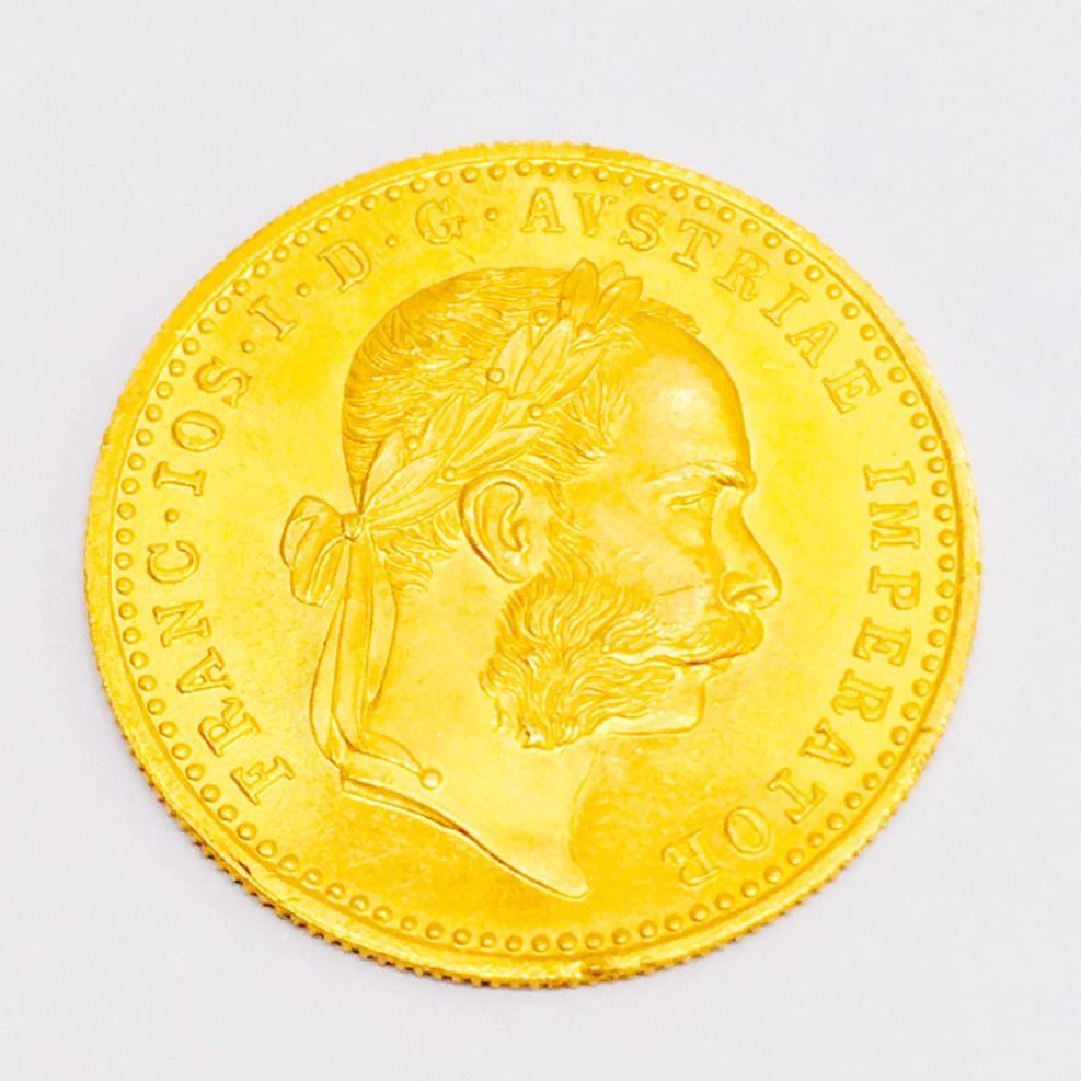 K23 オーストリア ダカット金貨