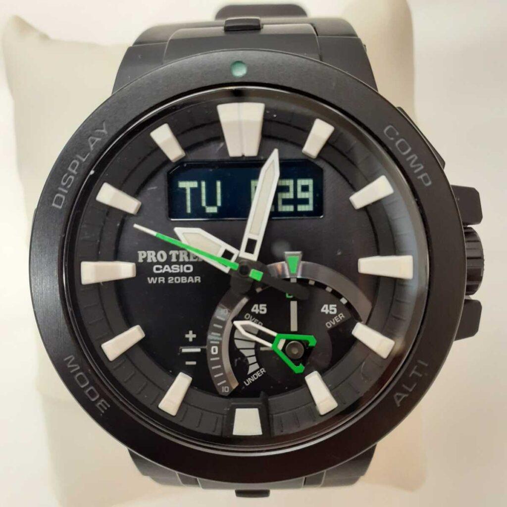 CASIO PROTREX 腕時計