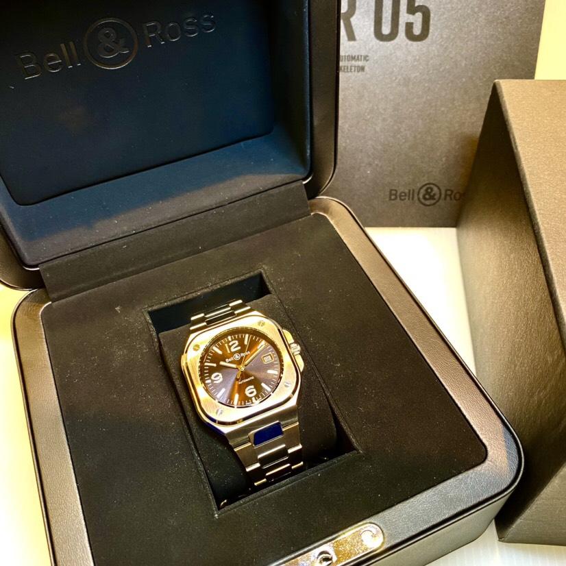 ベル&ロス BR05 腕時計