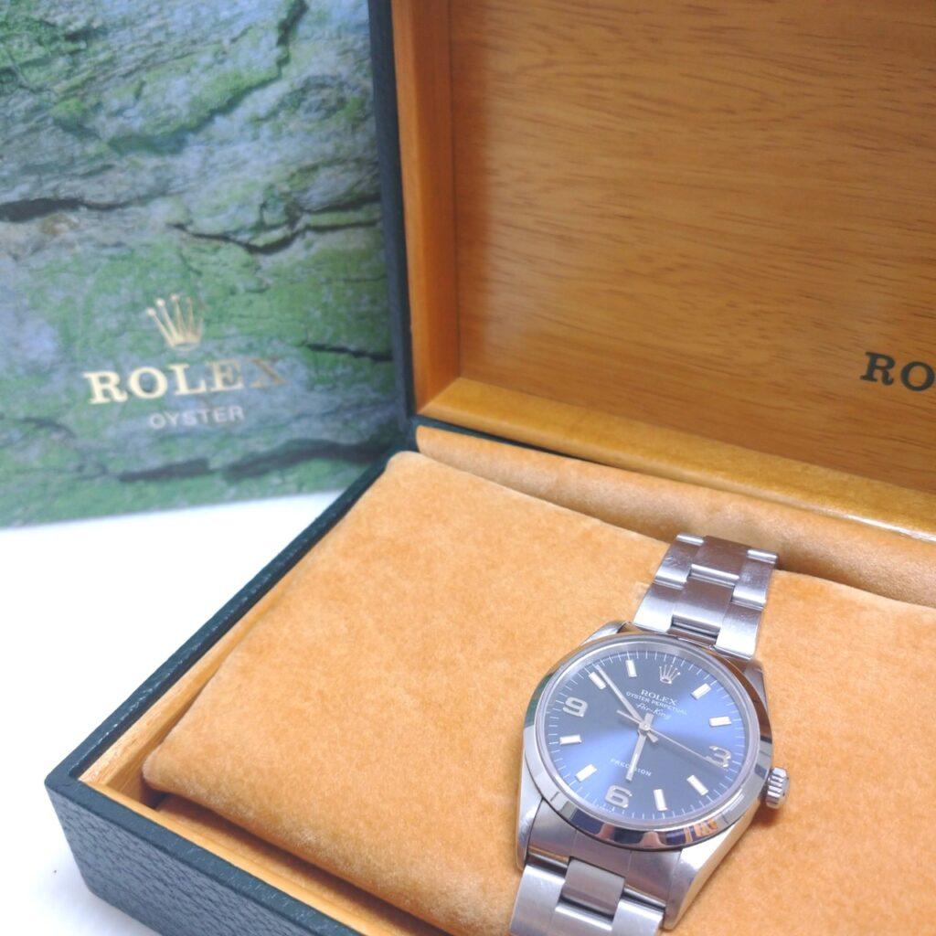 ロレックス エアキング 14000 腕時計