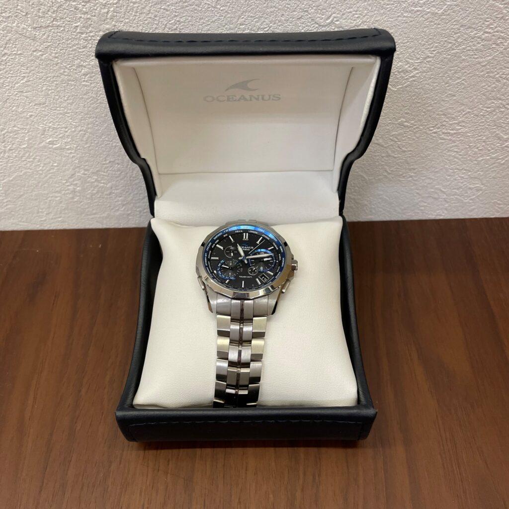 オシアナス 腕時計