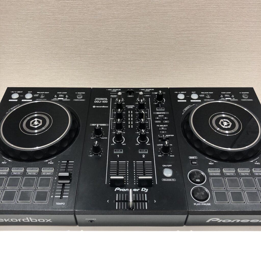 パイオニア DJコントローラー DDJ400