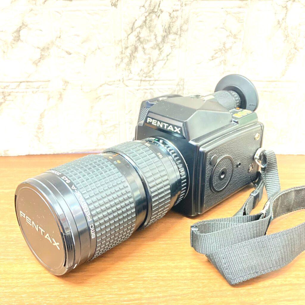 PENTAX 645 カメラ