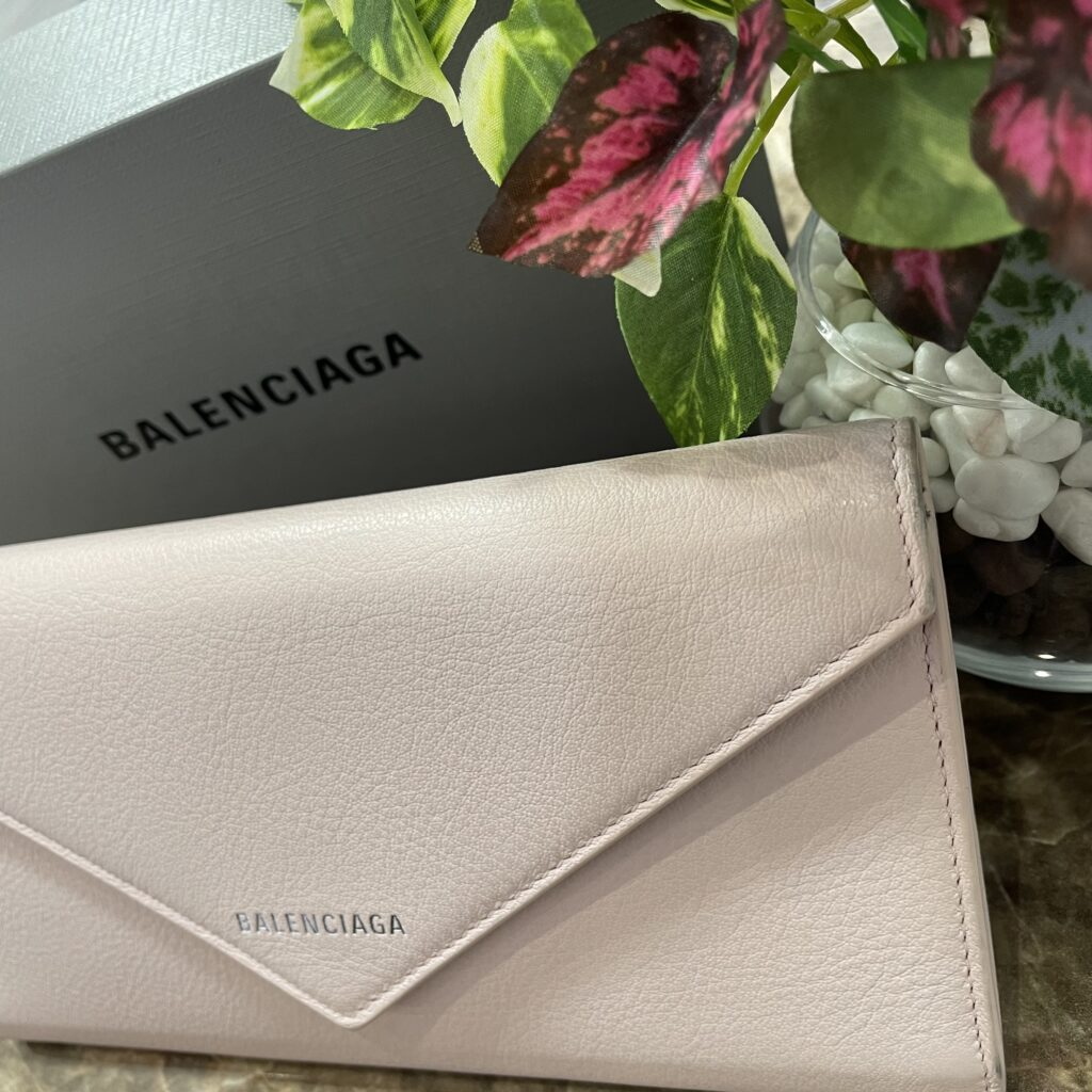 BALENCIAGA 長財布