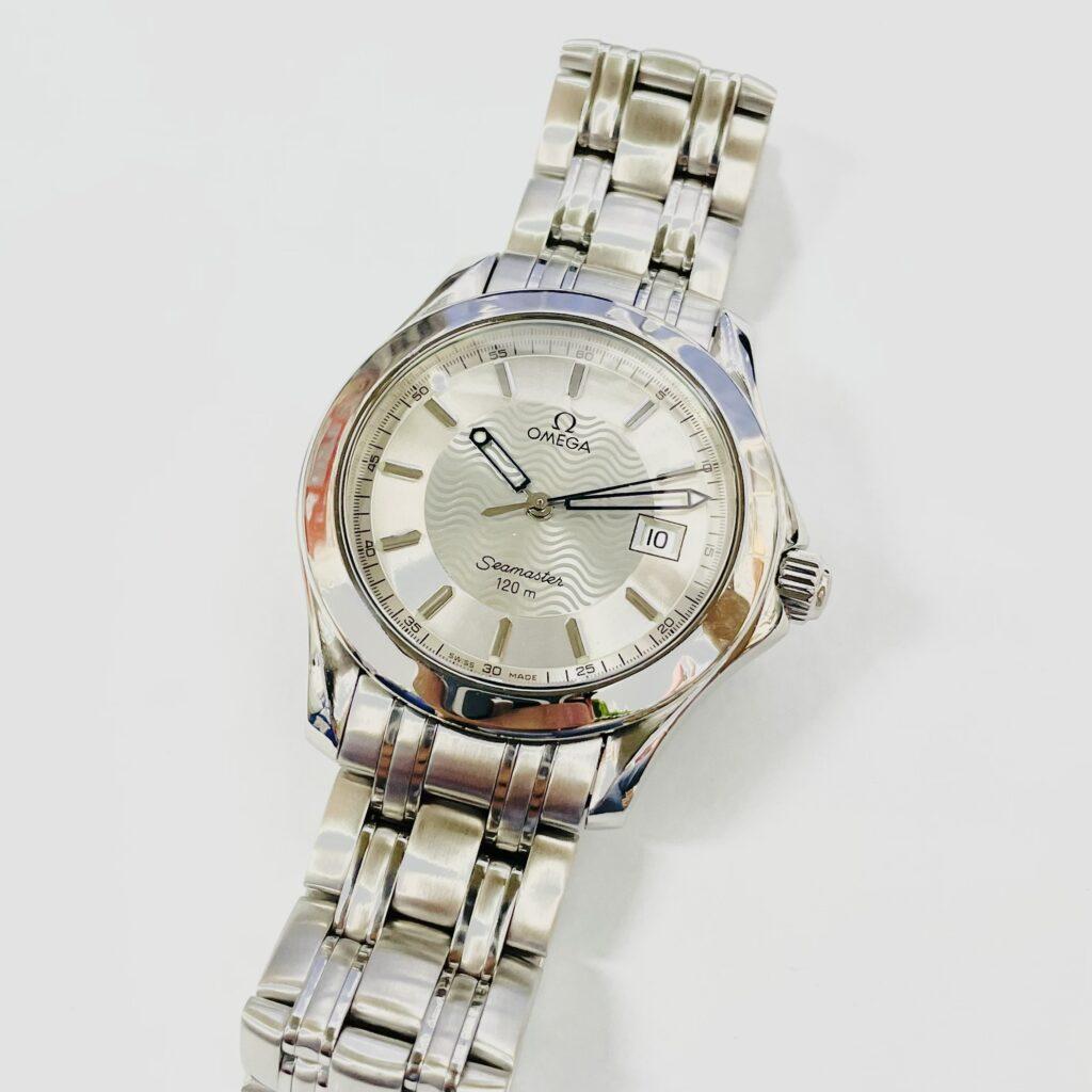 OMEGA オメガ シーマスター 腕時計