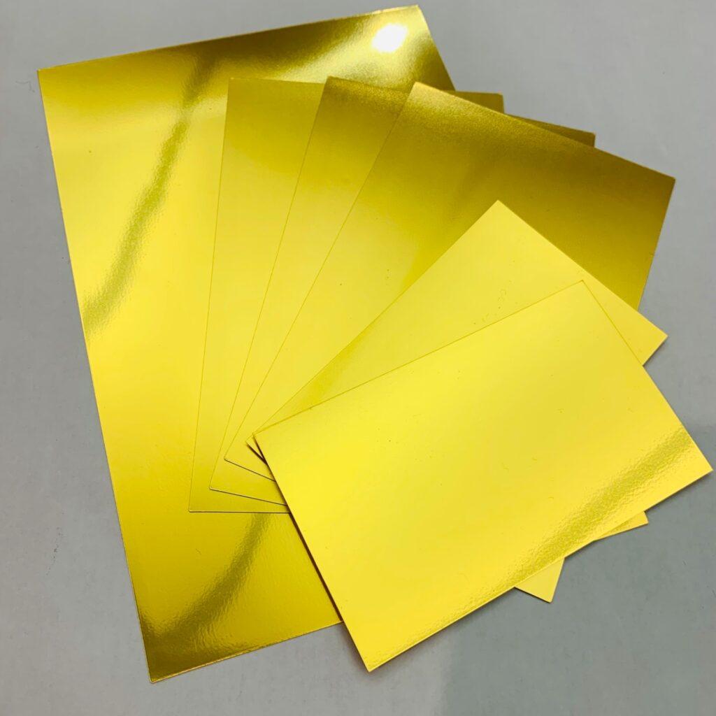 純金 カード 買取実績