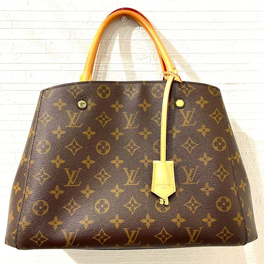 Louis Vuitton モノグラム モンテーニュ バッグ