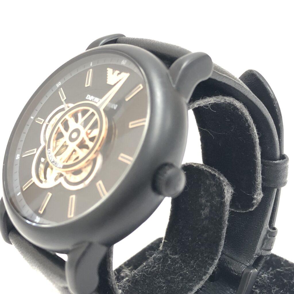 EMPORIO ARMANI エンポリオアルマーニ メカニコ AR60012-30 メンズ腕時計