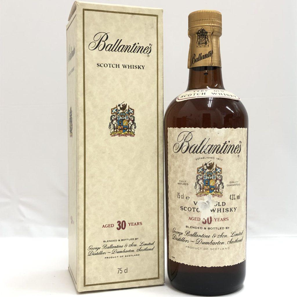 Ballantine's(バランタイン) 30年 金キャップ