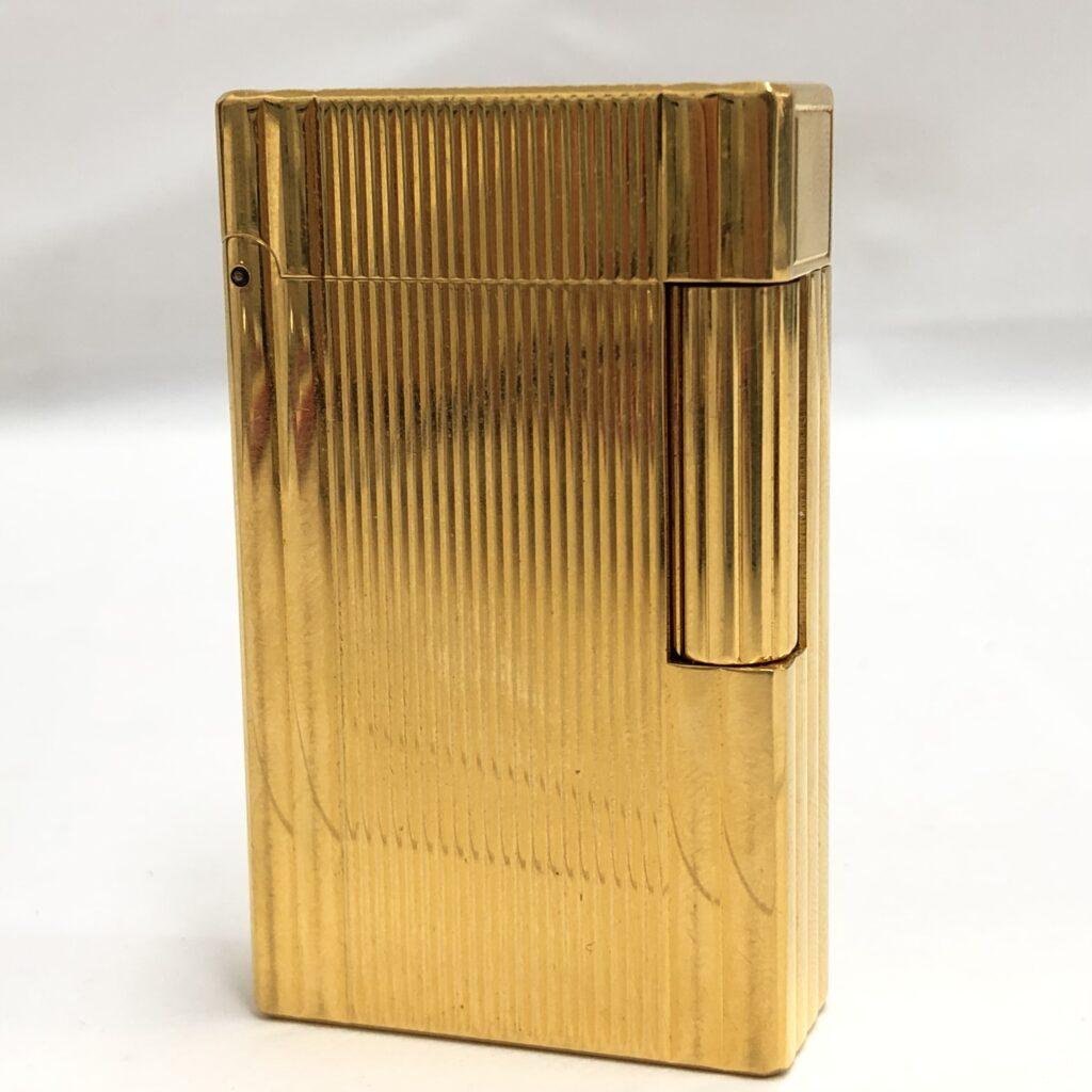 S.T.Dupont(デュポン) ライン1 ゴールドカラー ガスライター