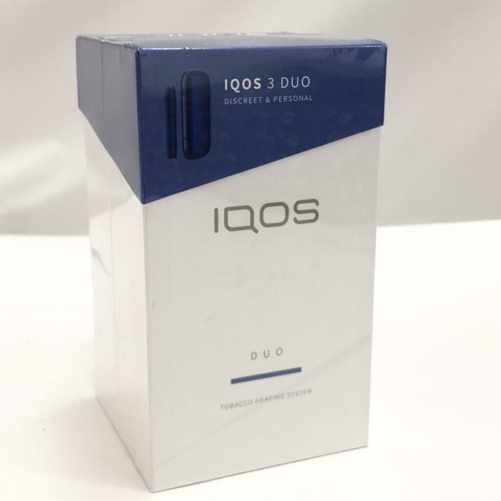 IQOS 3 DUO(アイコス3デュオ) ステラーブルー スターターキット