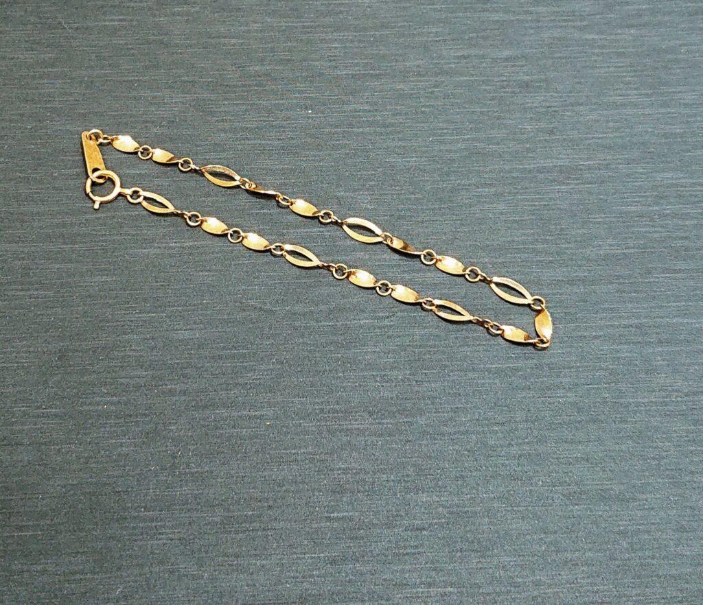 K18ブレスレット 18金 貴金属 アクセサリー ジュエリー レディース