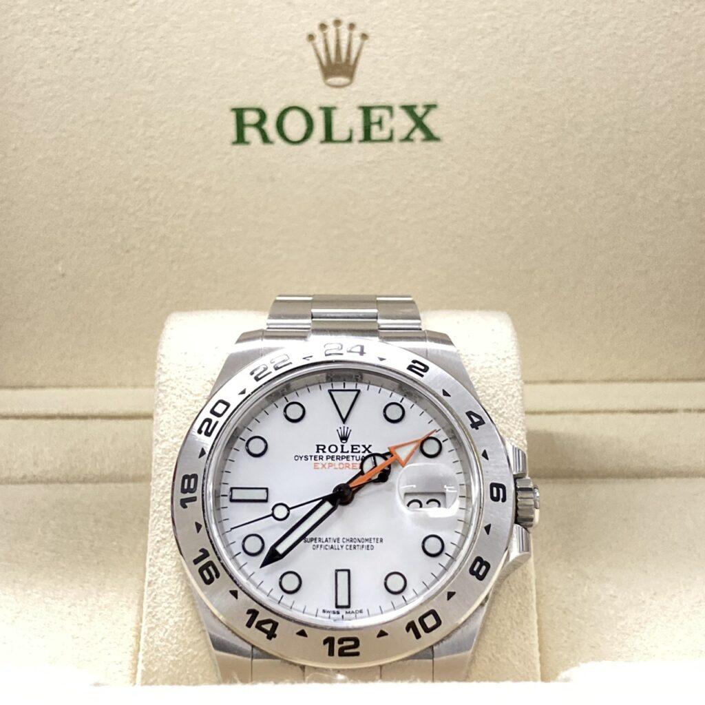 ROLEX ロレックス エクスプローラーⅡ