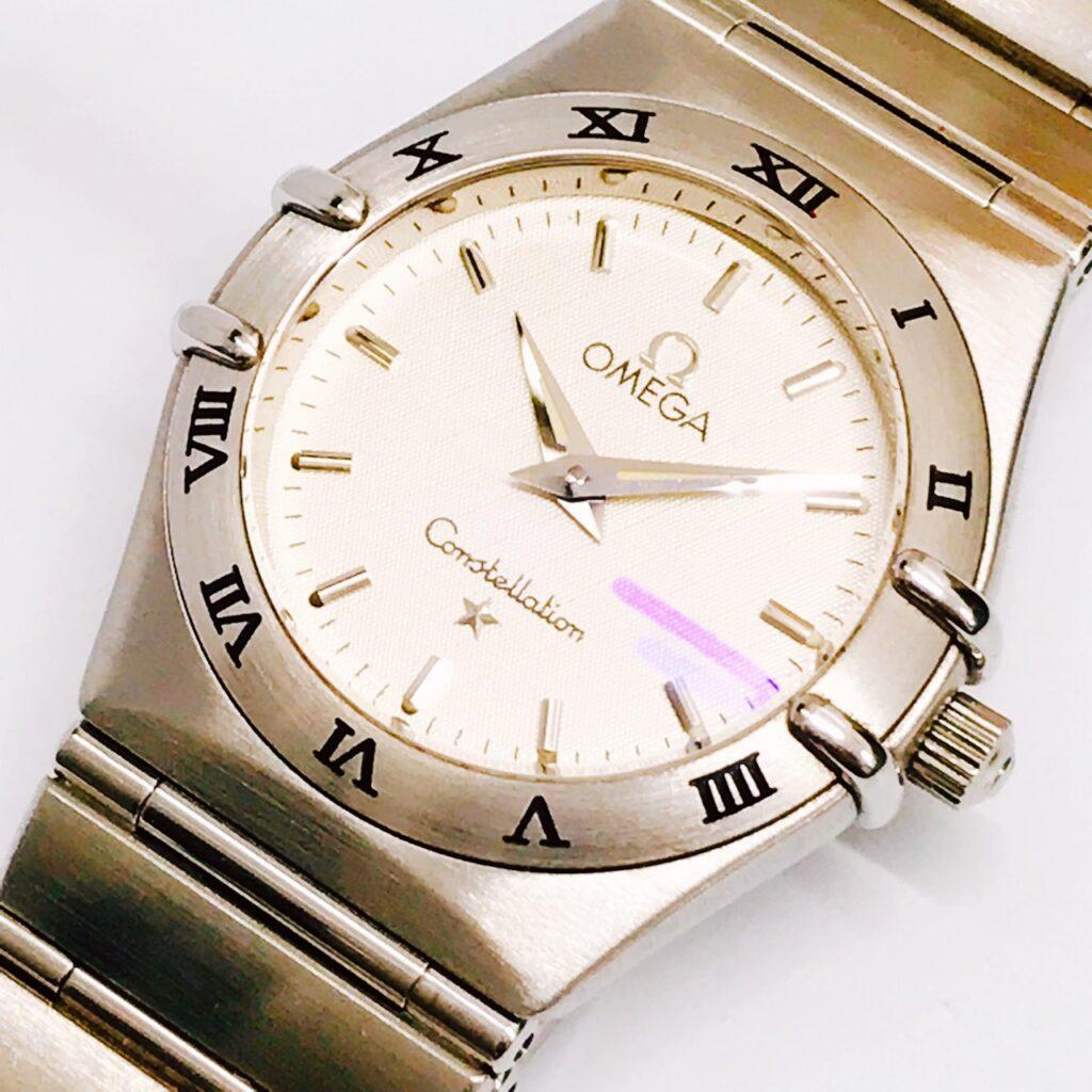 OMEGA オメガ コンステレーション レディース 腕時計