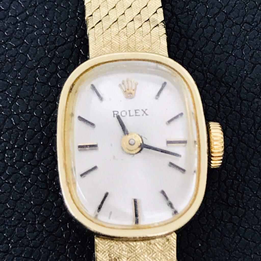 ROLEX ロレックス 14K 手巻き 腕時計