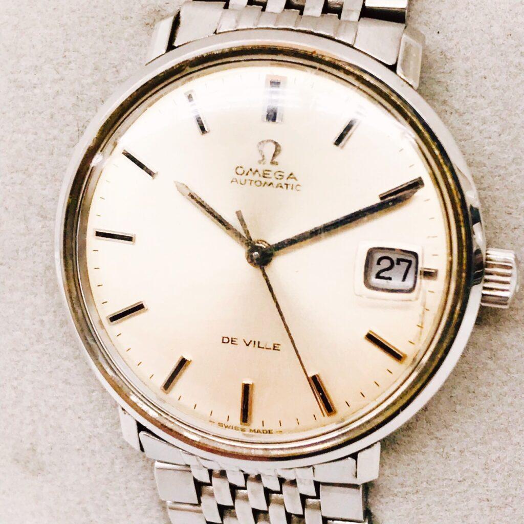 OMEGA DE VILLE オメガ デ・ヴィル 腕時計