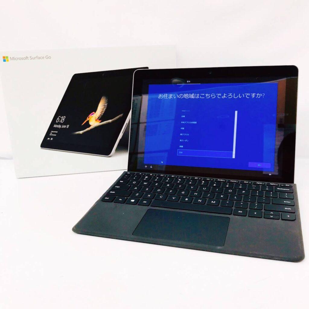 Microsoft surface Go マイクロソフト サーフェス  8GB  128GB