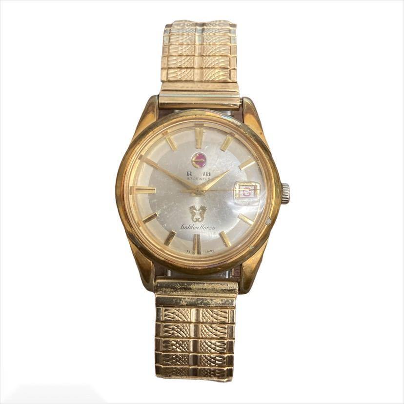 RADO Golden Horse 11674 ラドー ゴールデン ホース 腕時計 ゴールドカラー