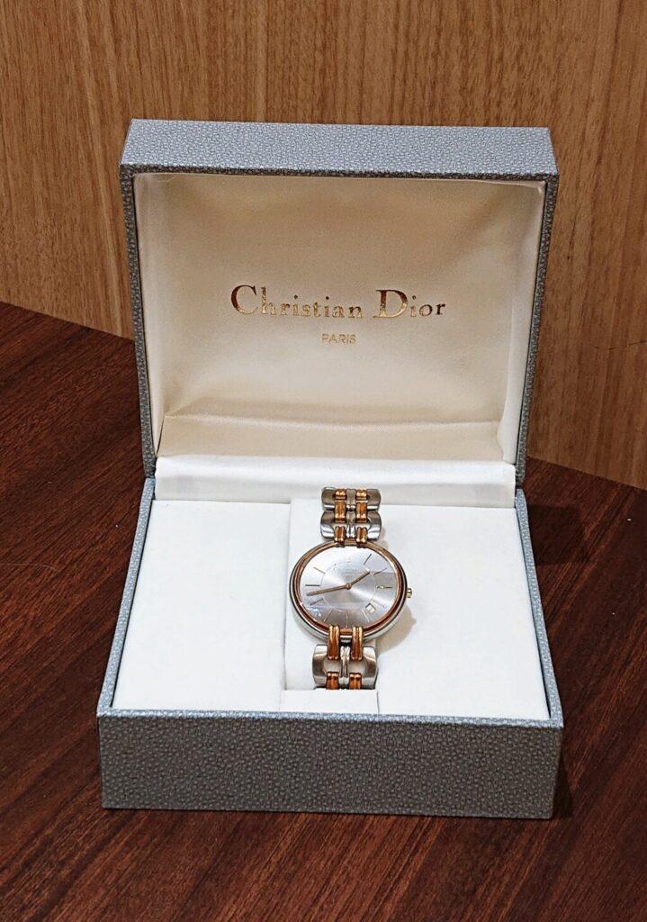 腕時計 クリスチャンディオール Christian Dior