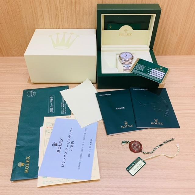 Rolex ロレックス デイトジャスト メンズ 腕時計 ウォッチ